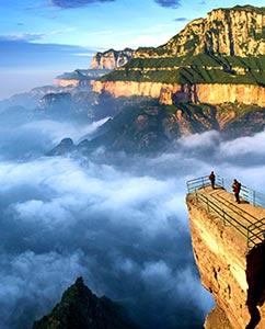 天界の山交通の路線